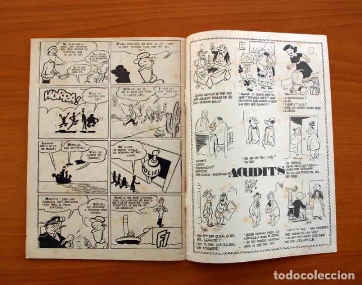 Tebeos: Els Infants i el mes de Gener, nº 2 - Editorial Hispano Americana 1956 - Tamaño 24x17 - Foto 6 - 98212207