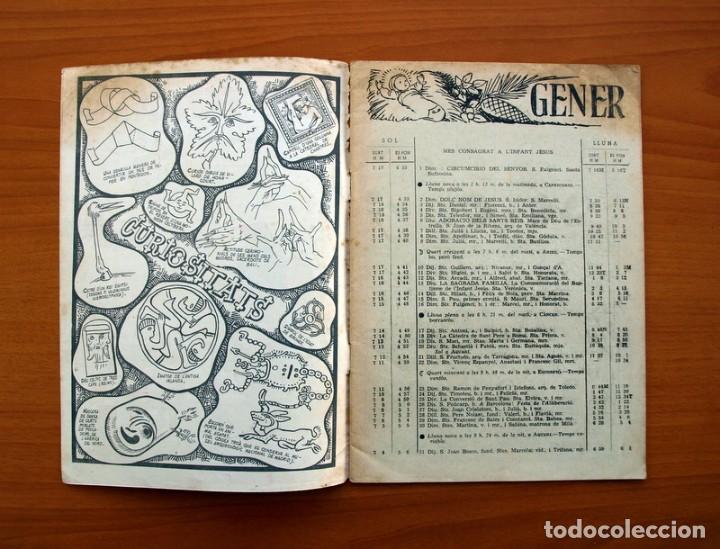 Tebeos: Els Infants i el mes de Gener, nº 2 - Editorial Hispano Americana 1956 - Tamaño 24x17 - Foto 2 - 98212239