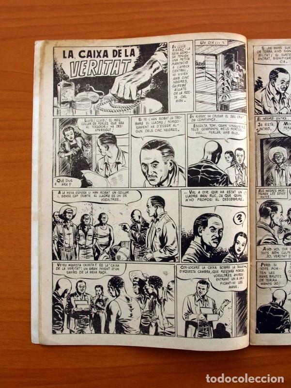 Tebeos: Els Infants i el mes de Gener, nº 2 - Editorial Hispano Americana 1956 - Tamaño 24x17 - Foto 3 - 98212239