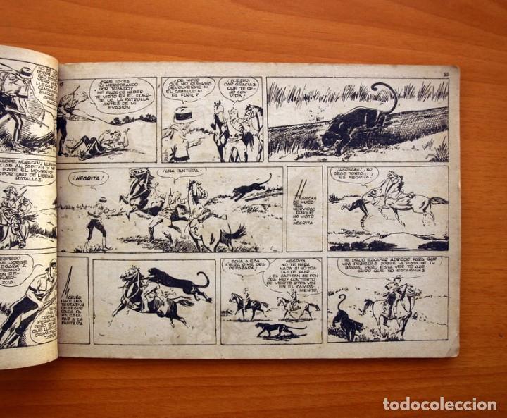 Tebeos: Jorge y Fernando álbum, nº 6 - Editorial Hispano Americana 1944 - Tamaño 17x24 - Foto 5 - 98212771