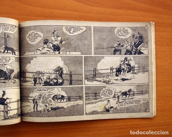 Tebeos: Jorge y Fernando álbum, nº 6 - Editorial Hispano Americana 1944 - Tamaño 17x24 - Foto 7 - 98212771