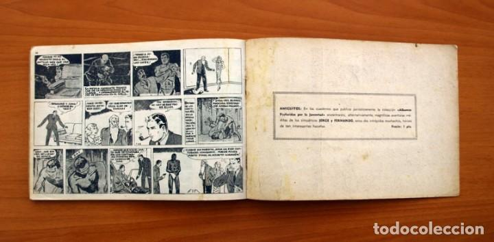 Tebeos: Jorge y Fernando álbum, nº 6 - Editorial Hispano Americana 1944 - Tamaño 17x24 - Foto 9 - 98212771