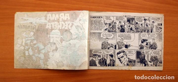 Tebeos: Jorge y Fernando nº 63, El arma secreta - Editorial Hispano Americana 1940 - Tamaño 17x24 - Foto 2 - 98217031