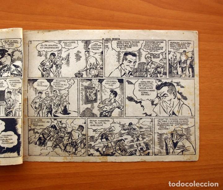 Tebeos: Jorge y Fernando nº 63, El arma secreta - Editorial Hispano Americana 1940 - Tamaño 17x24 - Foto 3 - 98217031