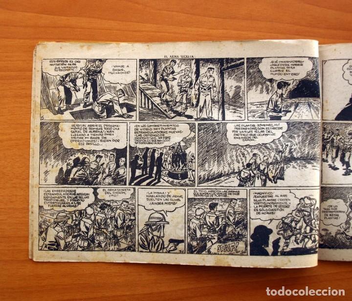 Tebeos: Jorge y Fernando nº 63, El arma secreta - Editorial Hispano Americana 1940 - Tamaño 17x24 - Foto 5 - 98217031