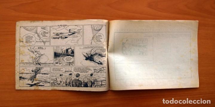 Tebeos: Jorge y Fernando nº 63, El arma secreta - Editorial Hispano Americana 1940 - Tamaño 17x24 - Foto 6 - 98217031