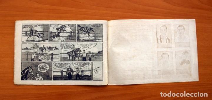 Tebeos: Jorge y Fernando nº 27, La pantera negra de cabeza blanca - Hispano Americana 1940 - Tamaño 17x24 - Foto 6 - 98217575