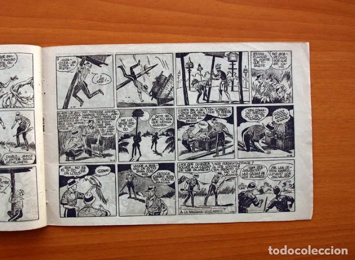 Tebeos: Jorge y Fernando nº 16, El valle dorado - Hispano Americana 1940 - Tamaño 17x24 - Foto 5 - 98218415