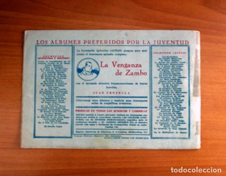 Tebeos: Jorge y Fernando nº 16, El valle dorado - Hispano Americana 1940 - Tamaño 17x24 - Foto 7 - 98218415