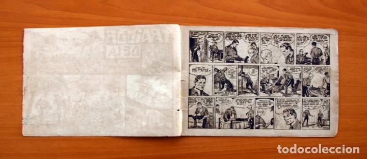 Tebeos: Jorge y Fernando nº 12, El traidor de la patrulla - Hispano Americana 1940 - Tamaño 17x24 - Foto 2 - 98219231
