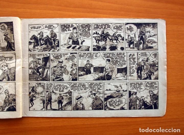 Tebeos: Jorge y Fernando nº 12, El traidor de la patrulla - Hispano Americana 1940 - Tamaño 17x24 - Foto 3 - 98219231