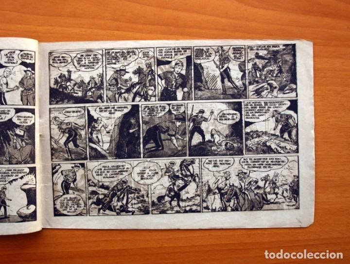 Tebeos: Jorge y Fernando nº 12, El traidor de la patrulla - Hispano Americana 1940 - Tamaño 17x24 - Foto 5 - 98219231
