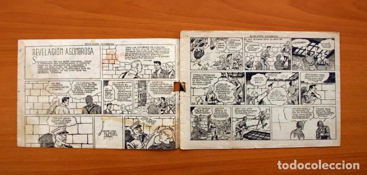 Tebeos: Jorge y Fernando nº 76, Revelación asombrosa - Hispano Americana 1940 - Tamaño 17x24 - Foto 3 - 98219531