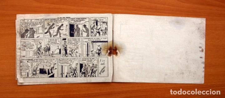 Tebeos: Jorge y Fernando, nº 69 La isla del terror - Editorial Hispano Americana 1940 - Tamaño 17x24 - Foto 6 - 98220627