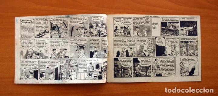 Tebeos: Jorge y Fernando, nº 66, Ataque por sorpresa - Editorial Hispano Americana 1940 - Tamaño 17x24 - Foto 2 - 98221183