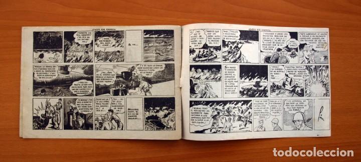 Tebeos: Jorge y Fernando, nº 66, Ataque por sorpresa - Editorial Hispano Americana 1940 - Tamaño 17x24 - Foto 6 - 98221183