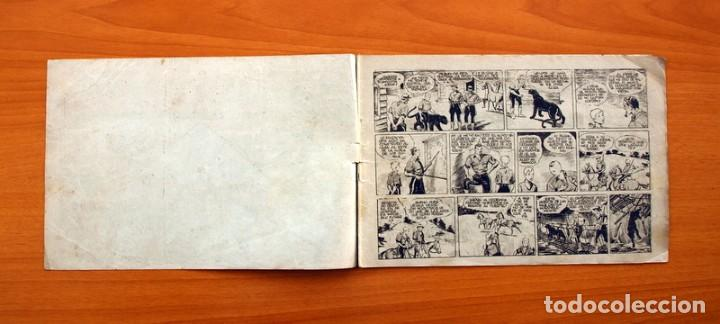 Tebeos: Jorge y Fernando, nº 15 - En el pais de los grandes cocodrilos - Editorial Hispano Americana 1940 - Foto 2 - 98222487