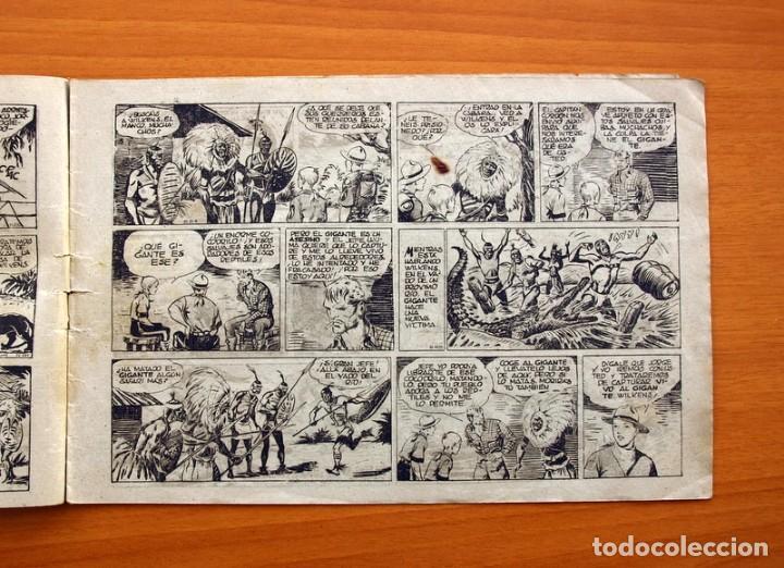 Tebeos: Jorge y Fernando, nº 15 - En el pais de los grandes cocodrilos - Editorial Hispano Americana 1940 - Foto 3 - 98222487