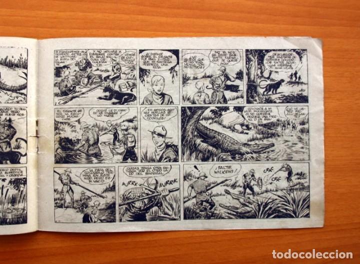 Tebeos: Jorge y Fernando, nº 15 - En el pais de los grandes cocodrilos - Editorial Hispano Americana 1940 - Foto 5 - 98222487