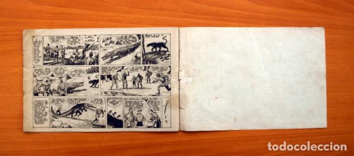 Tebeos: Jorge y Fernando, nº 15 - En el pais de los grandes cocodrilos - Editorial Hispano Americana 1940 - Foto 6 - 98222487