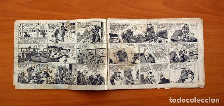 Tebeos: Jorge y Fernando nº 82, El hombre monstruo - Editorial Hispano Americana 1940 - Tamaño 17x24 - Foto 2 - 98222771