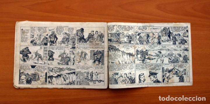 Tebeos: Jorge y Fernando nº 82, El hombre monstruo - Editorial Hispano Americana 1940 - Tamaño 17x24 - Foto 5 - 98222771