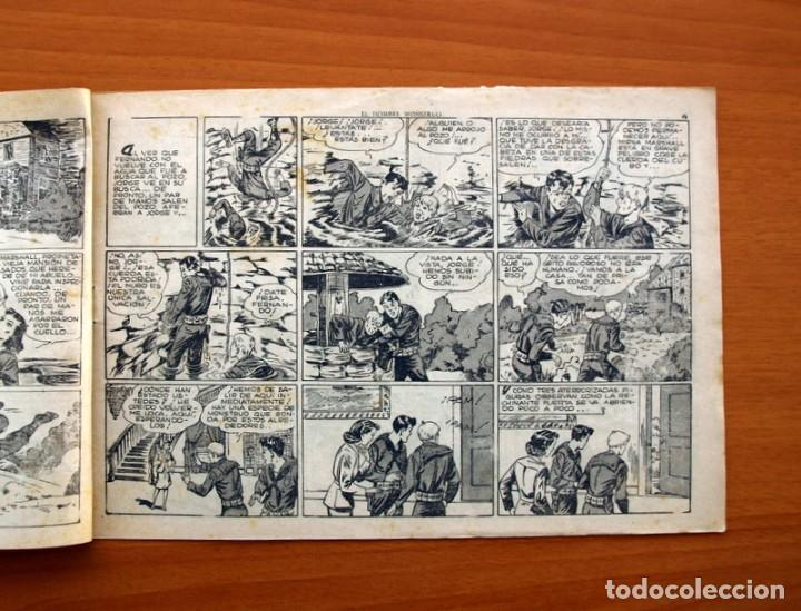 Tebeos: Jorge y Fernando nº 82, El hombre monstruo - Hispano Americana 1940 - Tamaño 17x24 - Foto 3 - 98223799