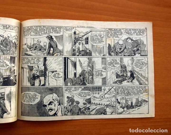 Tebeos: Jorge y Fernando nº 82, El hombre monstruo - Hispano Americana 1940 - Tamaño 17x24 - Foto 4 - 98223799