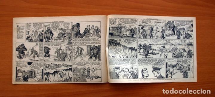 Tebeos: Jorge y Fernando nº 82, El hombre monstruo - Hispano Americana 1940 - Tamaño 17x24 - Foto 5 - 98223799