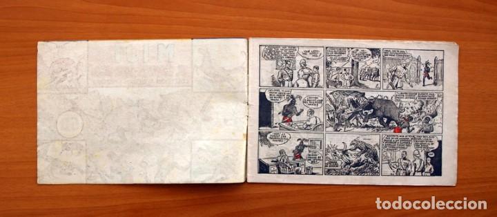 Tebeos: Jorge y Fernando nº 18, Miji el hombre tortuga - Editorial Hispano Americana 1940 - Tamaño 17x24 - Foto 2 - 98224539