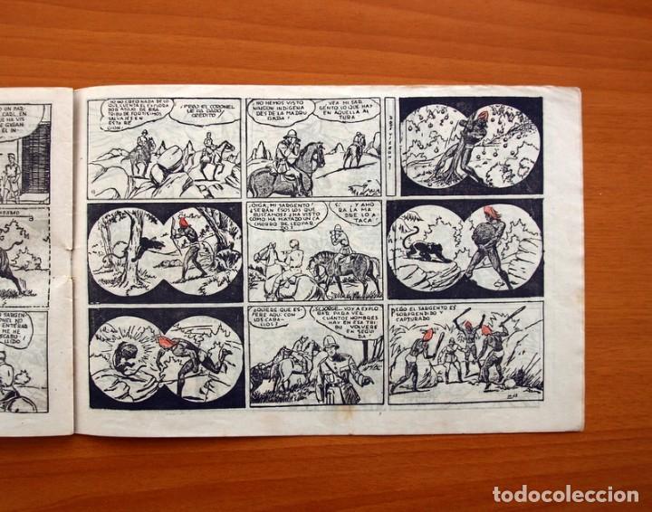 Tebeos: Jorge y Fernando nº 18, Miji el hombre tortuga - Editorial Hispano Americana 1940 - Tamaño 17x24 - Foto 5 - 98224539