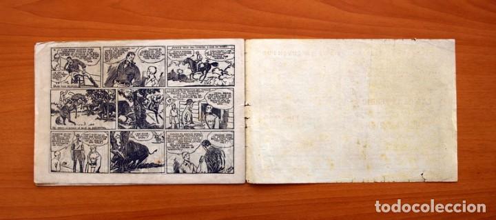 Tebeos: Jorge y Fernando nº 18, Miji el hombre tortuga - Editorial Hispano Americana 1940 - Tamaño 17x24 - Foto 7 - 98224539