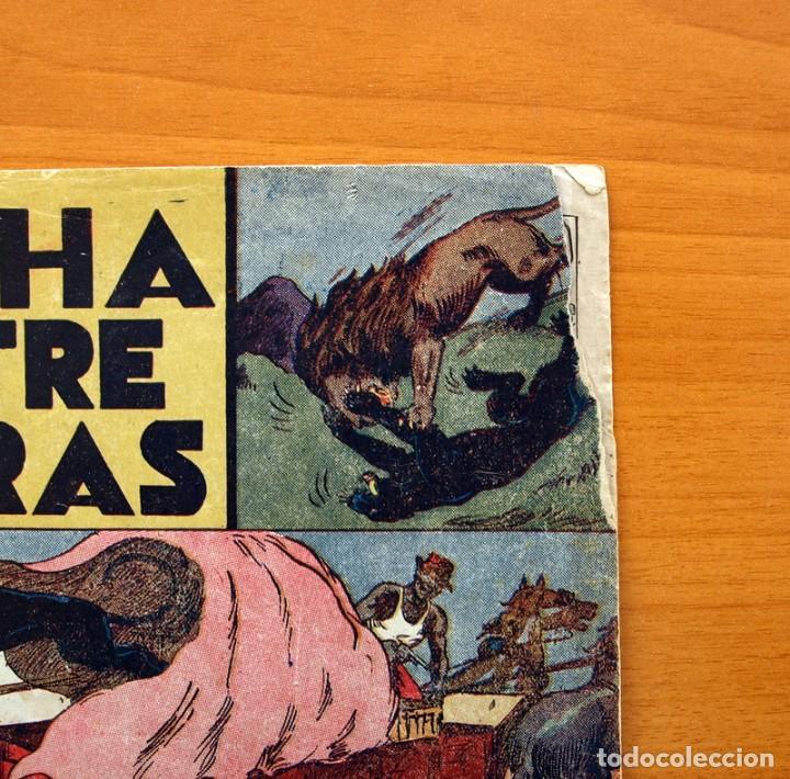 Tebeos: Jorge y Fernando nº 14, Lucha entre fieras - Hispano Americana 1940 - Tamaño 17x24 - Foto 2 - 98224795