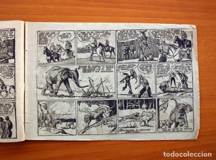 Tebeos: Jorge y Fernando nº 14, Lucha entre fieras - Hispano Americana 1940 - Tamaño 17x24 - Foto 4 - 98224795