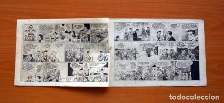 Tebeos: Jorge y Fernando nº 48, El caso de la curiosa llave - Editorial Hispano Americana 1940 -Tamaño 21x32 - Foto 2 - 98345171