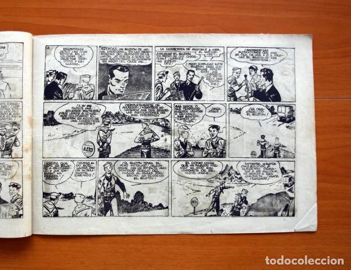 Tebeos: Jorge y Fernando nº 48, El caso de la curiosa llave - Editorial Hispano Americana 1940 -Tamaño 21x32 - Foto 3 - 98345171
