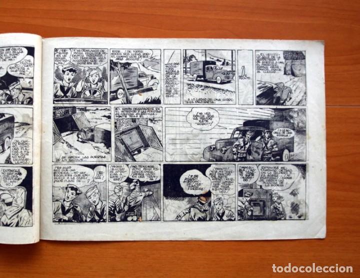 Tebeos: Jorge y Fernando nº 48, El caso de la curiosa llave - Editorial Hispano Americana 1940 -Tamaño 21x32 - Foto 4 - 98345171