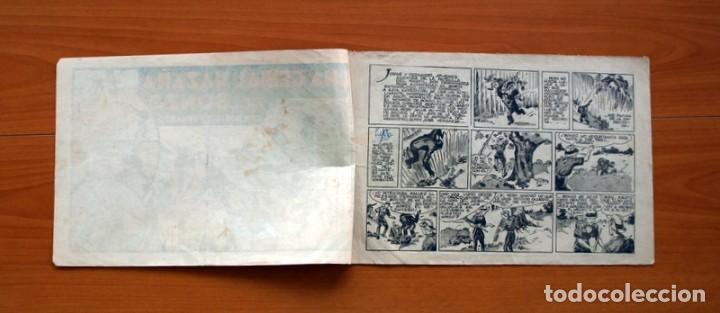 Tebeos: Jorge y Fernando, nº 35, Una genial hazaña de Bonzo - Editorial Hispano Americana 1940 -Tamaño 21x32 - Foto 2 - 98345315