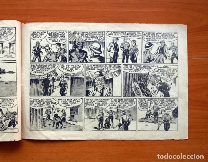 Tebeos: Jorge y Fernando, nº 35, Una genial hazaña de Bonzo - Editorial Hispano Americana 1940 -Tamaño 21x32 - Foto 3 - 98345315