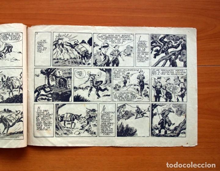 Tebeos: Jorge y Fernando, nº 35, Una genial hazaña de Bonzo - Editorial Hispano Americana 1940 -Tamaño 21x32 - Foto 4 - 98345315