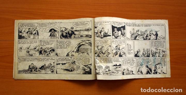 Tebeos: Merlin el mago - nº 21, El fin del Domo- Editorial Hispano Americana 1942 - Tamaño 21x32 - Foto 5 - 98348435