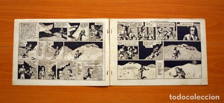 Tebeos: Merlin el mago - nº 25, Los ladrones de petroleo - Editorial Hispano Americana 1942 - Tamaño 21x32 - Foto 2 - 98348763