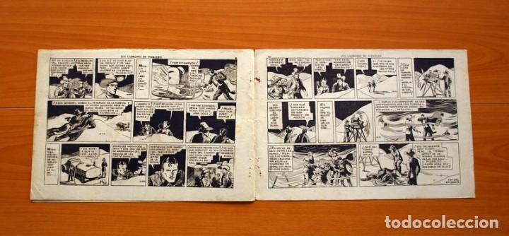 Tebeos: Merlin el mago - nº 25, Los ladrones de petroleo - Editorial Hispano Americana 1942 - Tamaño 21x32 - Foto 5 - 98348763