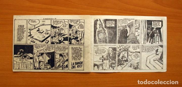 Tebeos: La patrulla sin miedo, nº 2, El terror de Manhattan - Editorial Hispano Americana 1961- Tamaño 15x22 - Foto 5 - 98351291