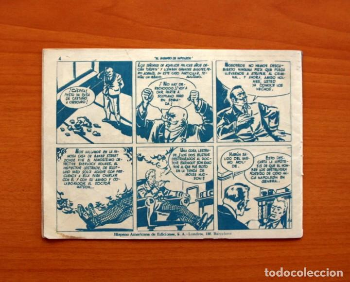 Tebeos: La patrulla sin miedo, nº 2, El terror de Manhattan - Editorial Hispano Americana 1961- Tamaño 15x22 - Foto 6 - 98351291