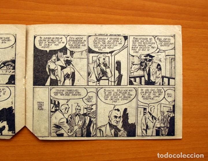 Tebeos: La patrulla sin miedo, nº 2, El terror de Manhattan - Editorial Hispano Americana 1961- Tamaño 15x22 - Foto 4 - 98351347