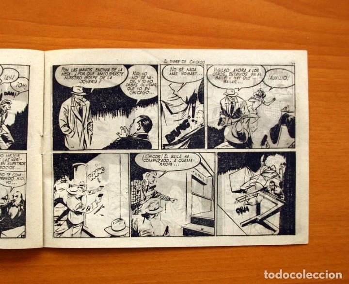 Tebeos: La patrulla sin miedo, nº 4, El tigre de Chicago - Editorial Hispano Americana 1961 - Tamaño 15x22 - Foto 4 - 98351651