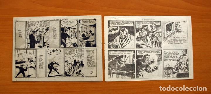 Tebeos: La patrulla sin miedo, nº 4, El tigre de Chicago - Editorial Hispano Americana 1961 - Tamaño 15x22 - Foto 5 - 98351651