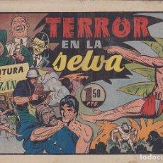 Tebeos: COMIC COLECCION TARZAN TERROR EN LA SELVA Nº 39. Lote 98423343