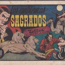 Tebeos: COMIC COLECCION TARZAN LOS EMBLEMAS SAGRADOS Nº44. Lote 98423351